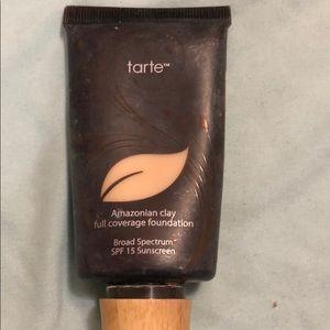 Tarte foundation fair sand